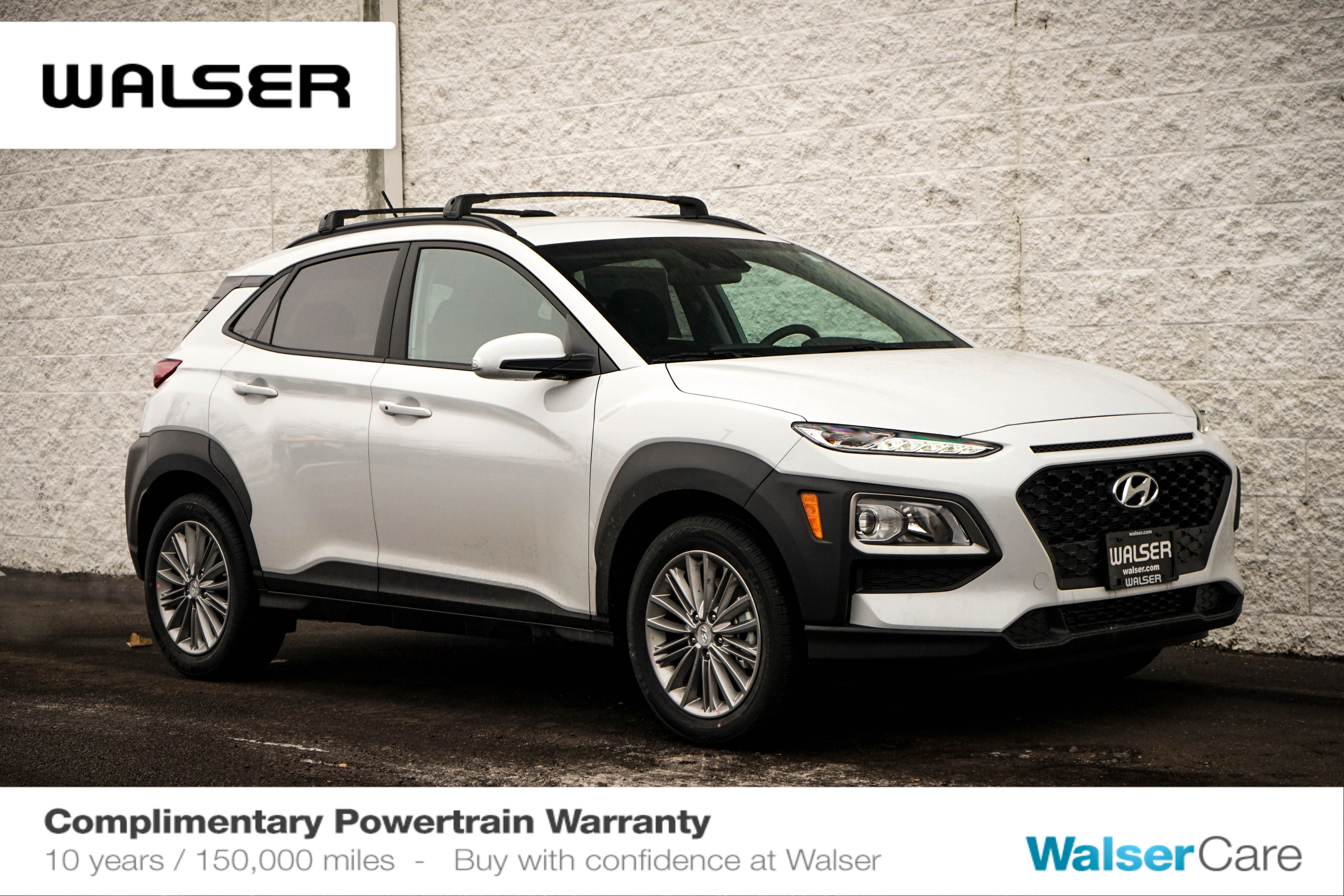 New 2020 Hyundai Kona SEL AWD/1