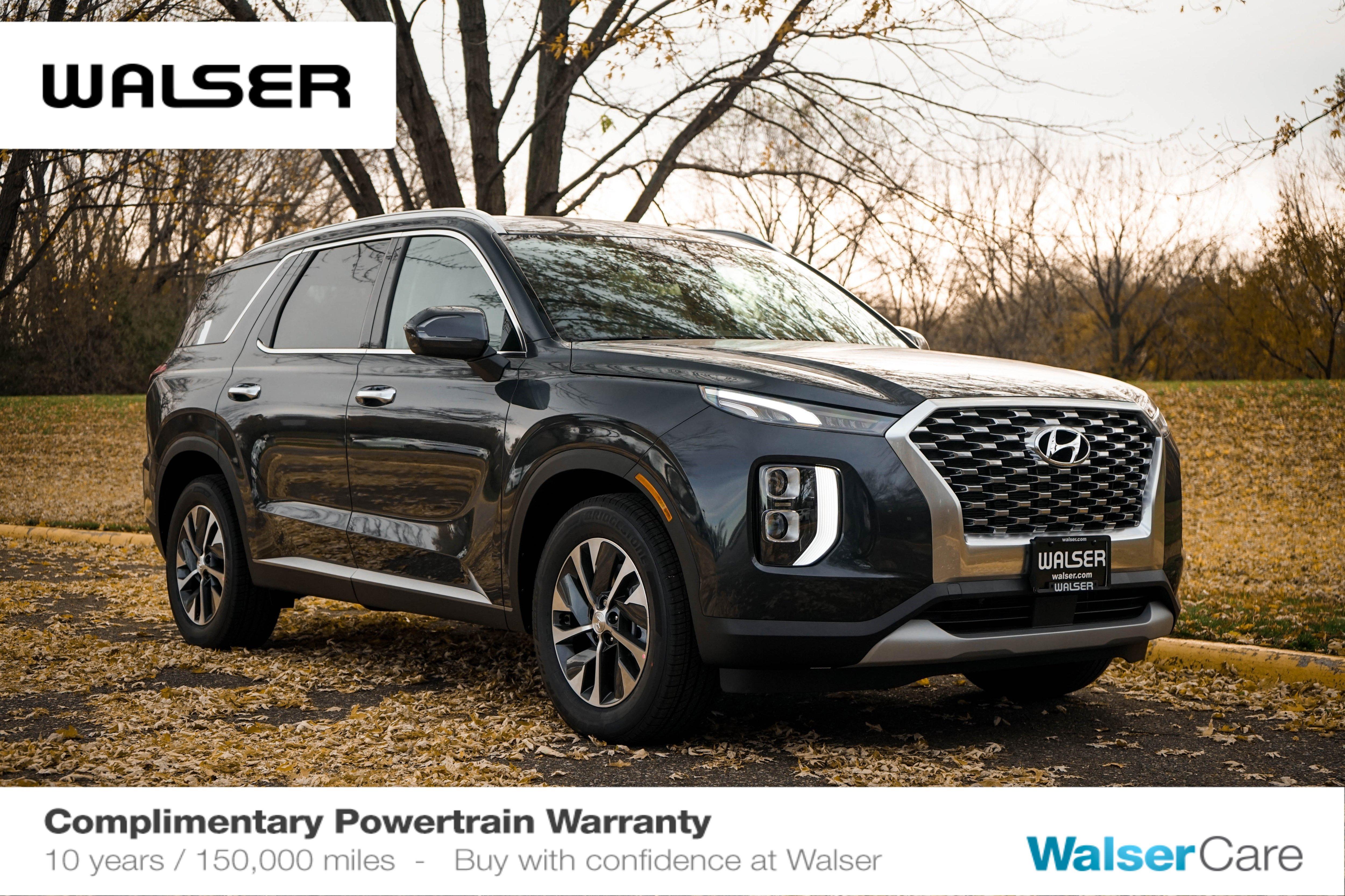 New 2020 Hyundai Palisade SEL AWD/5