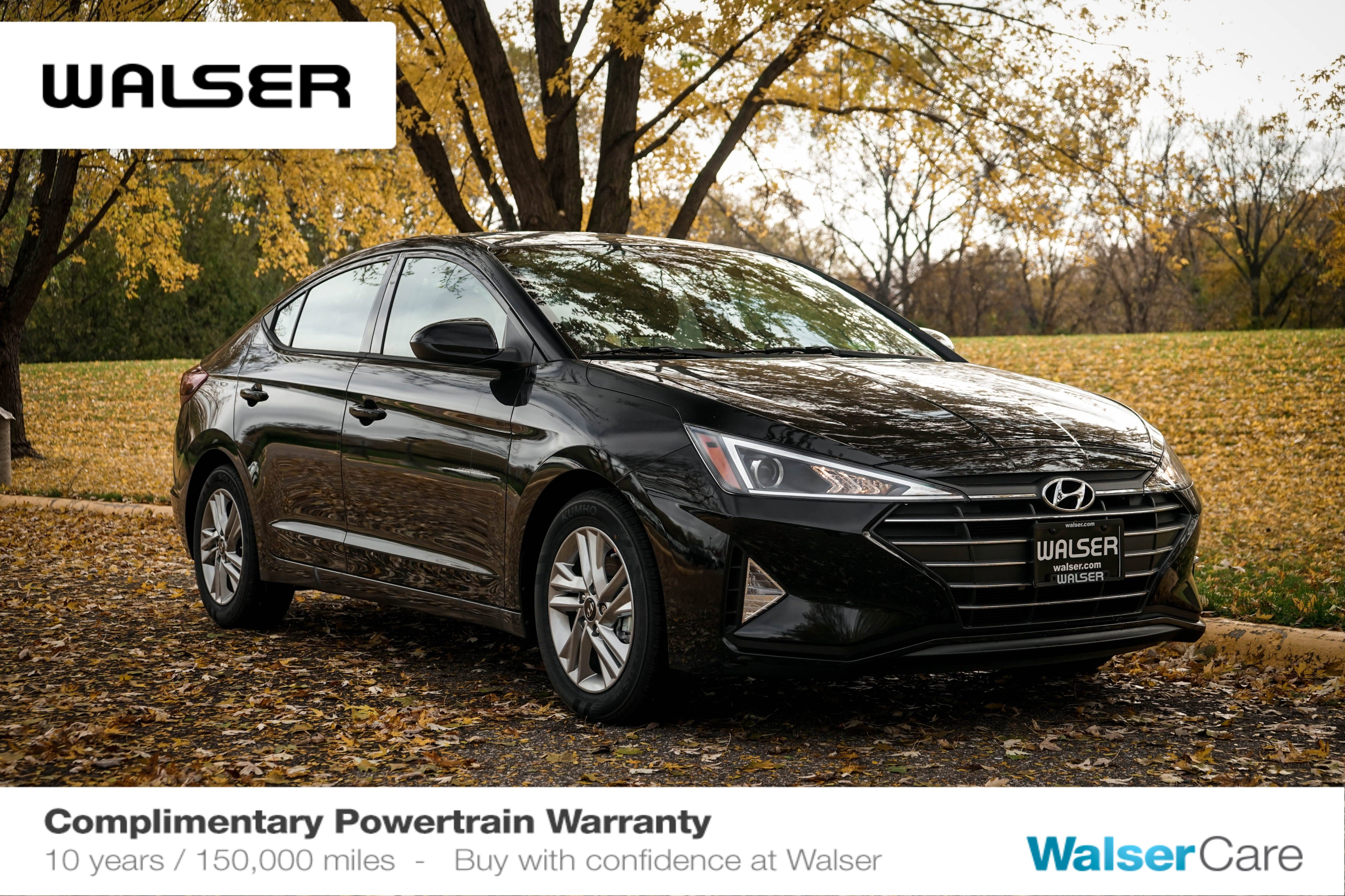 New 2020 Hyundai Elantra VALUE EDITION/1