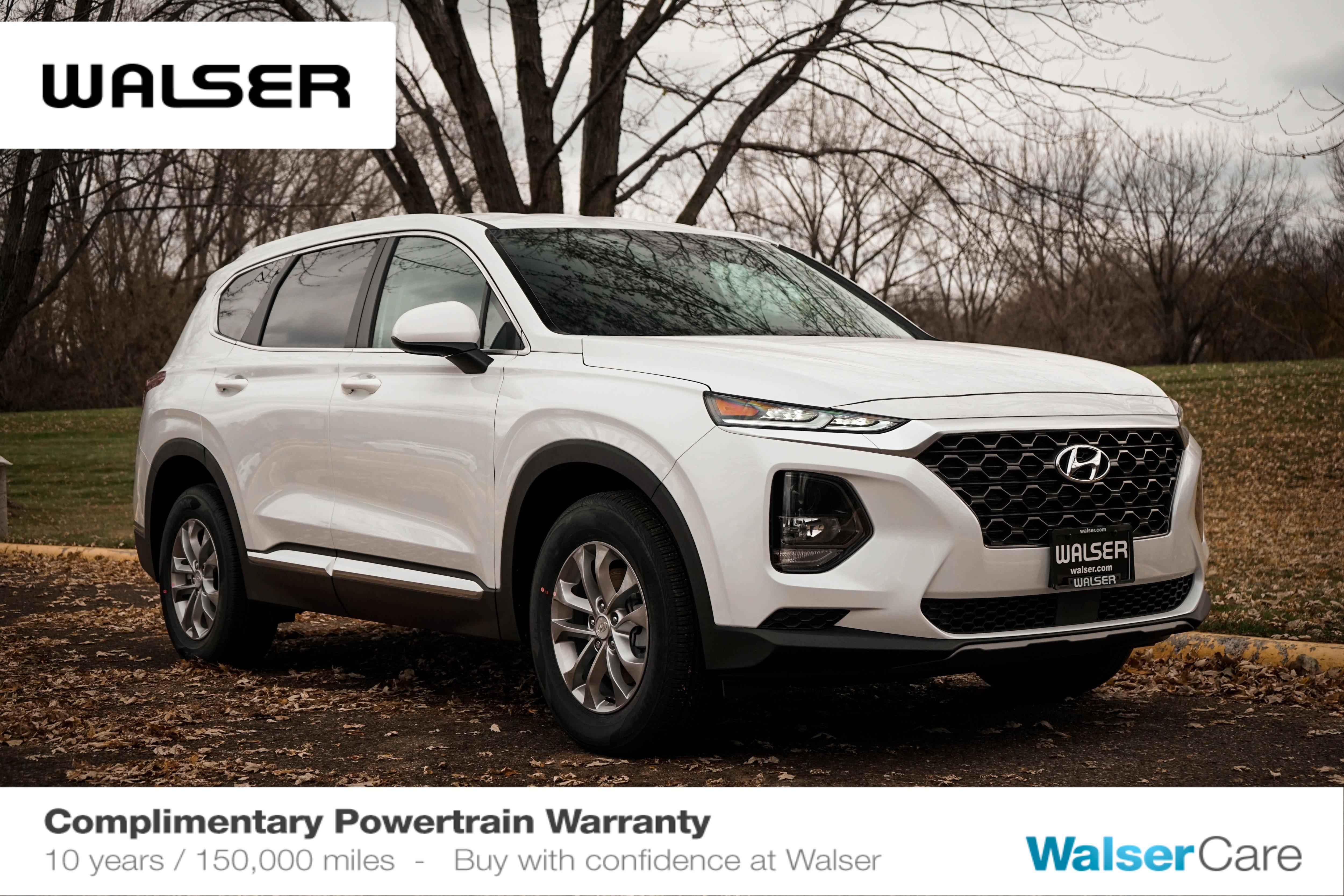 New 2020 Hyundai Santa Fe SE 2.4 AWD/1