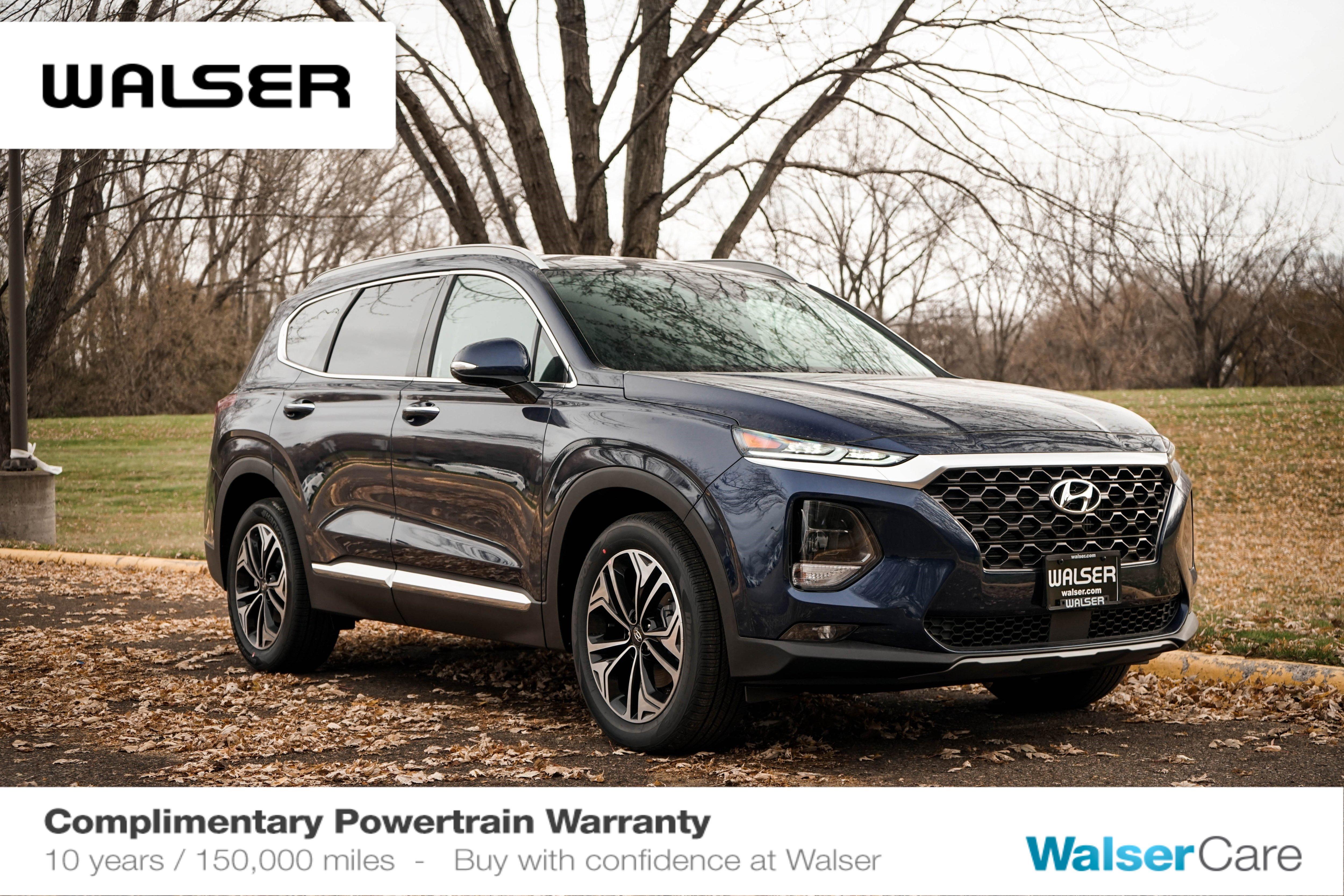 New 2020 Hyundai Santa Fe SEL 2.0T AWD/1