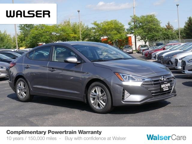 New 2020 Hyundai Elantra SEL/1