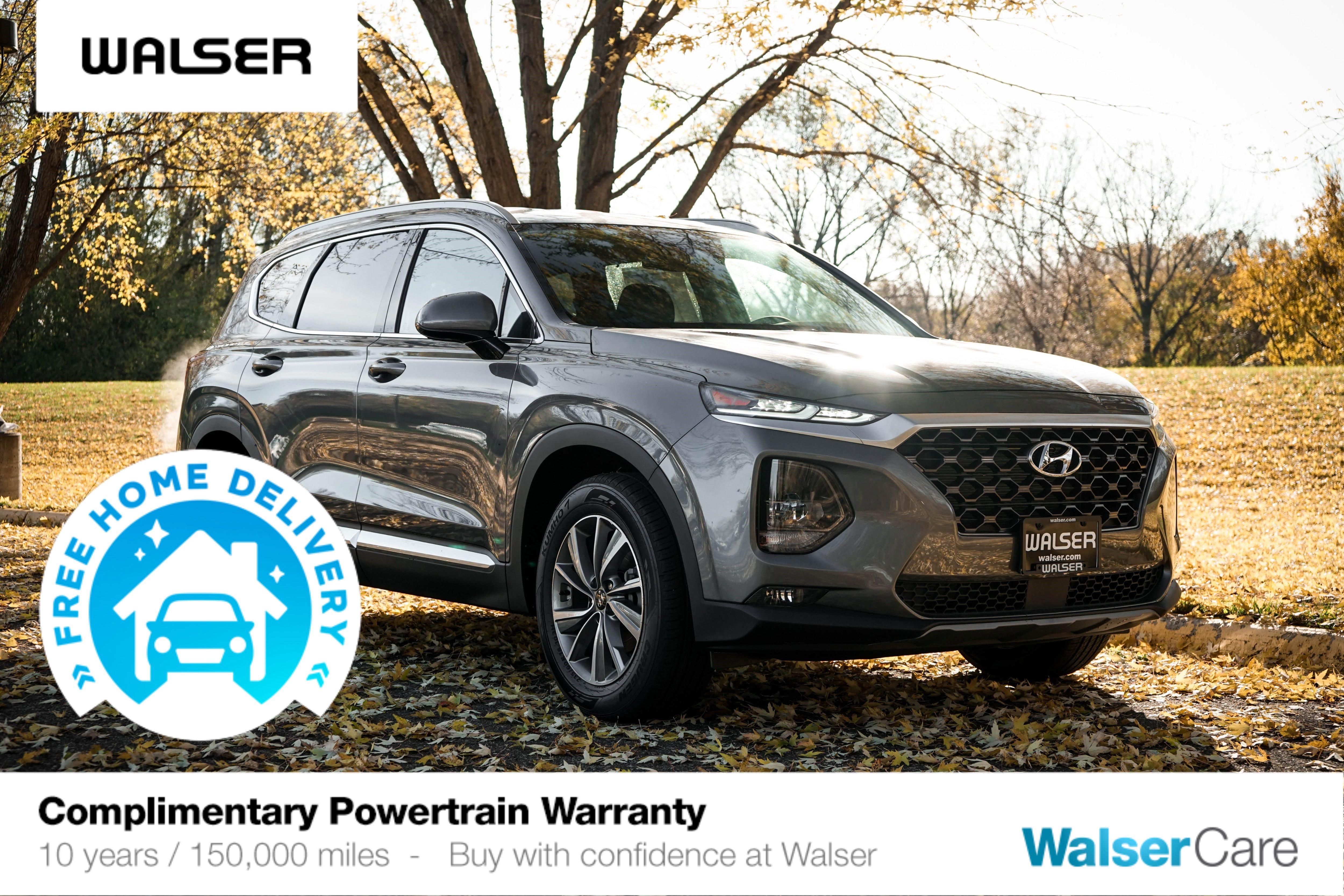 New 2020 Hyundai Santa Fe SEL 2.4 AWD/1