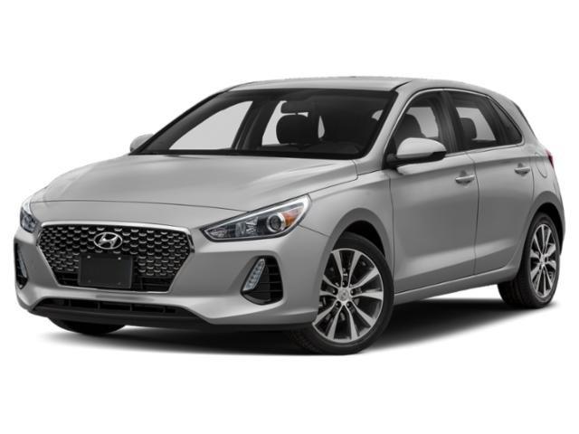 New 2020 Hyundai Elantra GT Auto