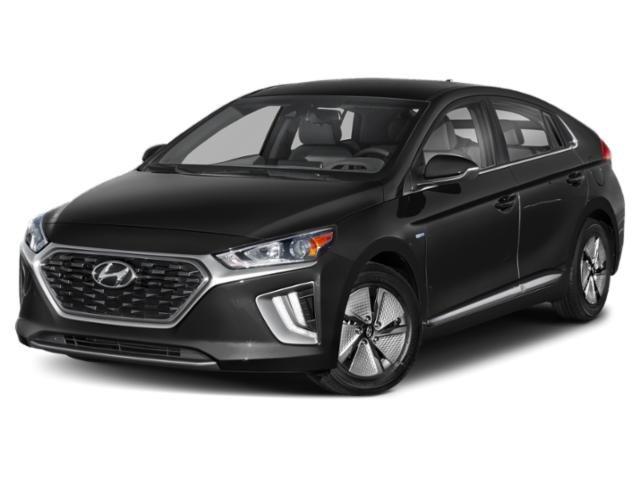 New 2020 Hyundai Ioniq Hybrid Blue Hatchback