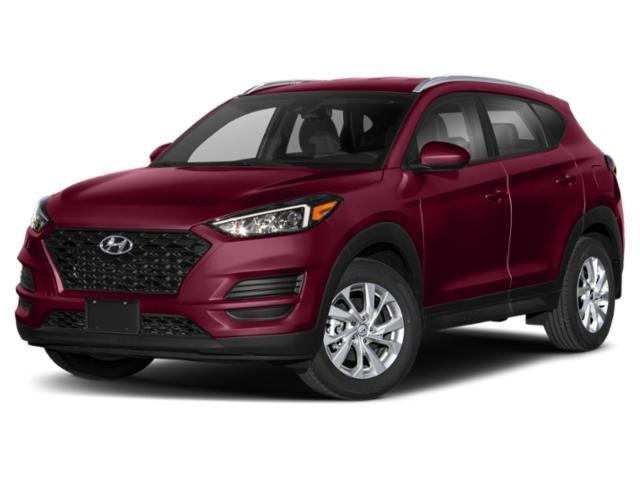 New 2020 Hyundai Tucson SE AWD/1