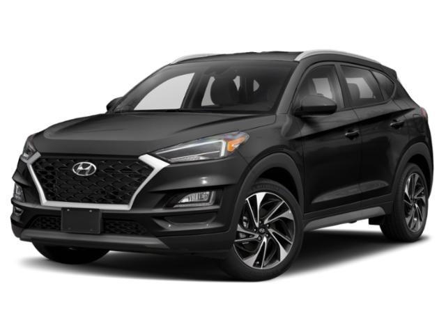 New 2020 Hyundai Tucson SPORT AWD/1