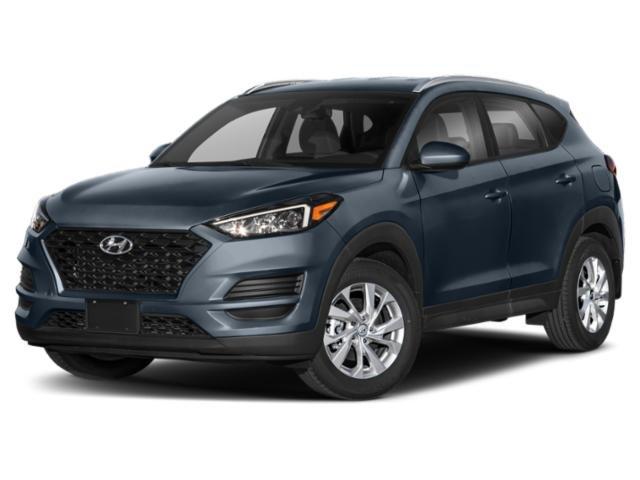New 2020 Hyundai Tucson SE FWD