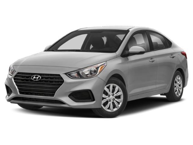 New 2021 Hyundai Accent SE Sedan IVT