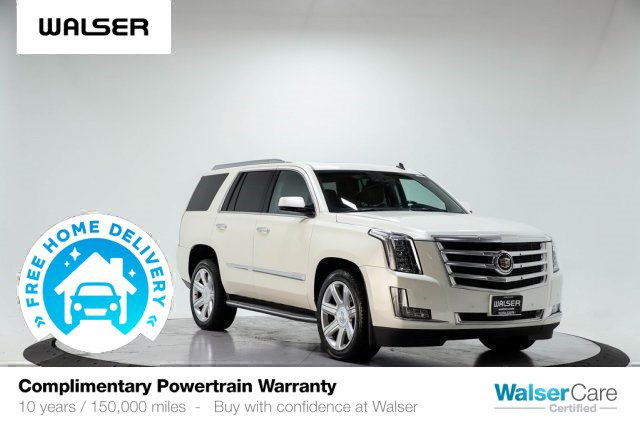 Pre-Owned 2015 Cadillac Escalade LUXURY 4WD V8