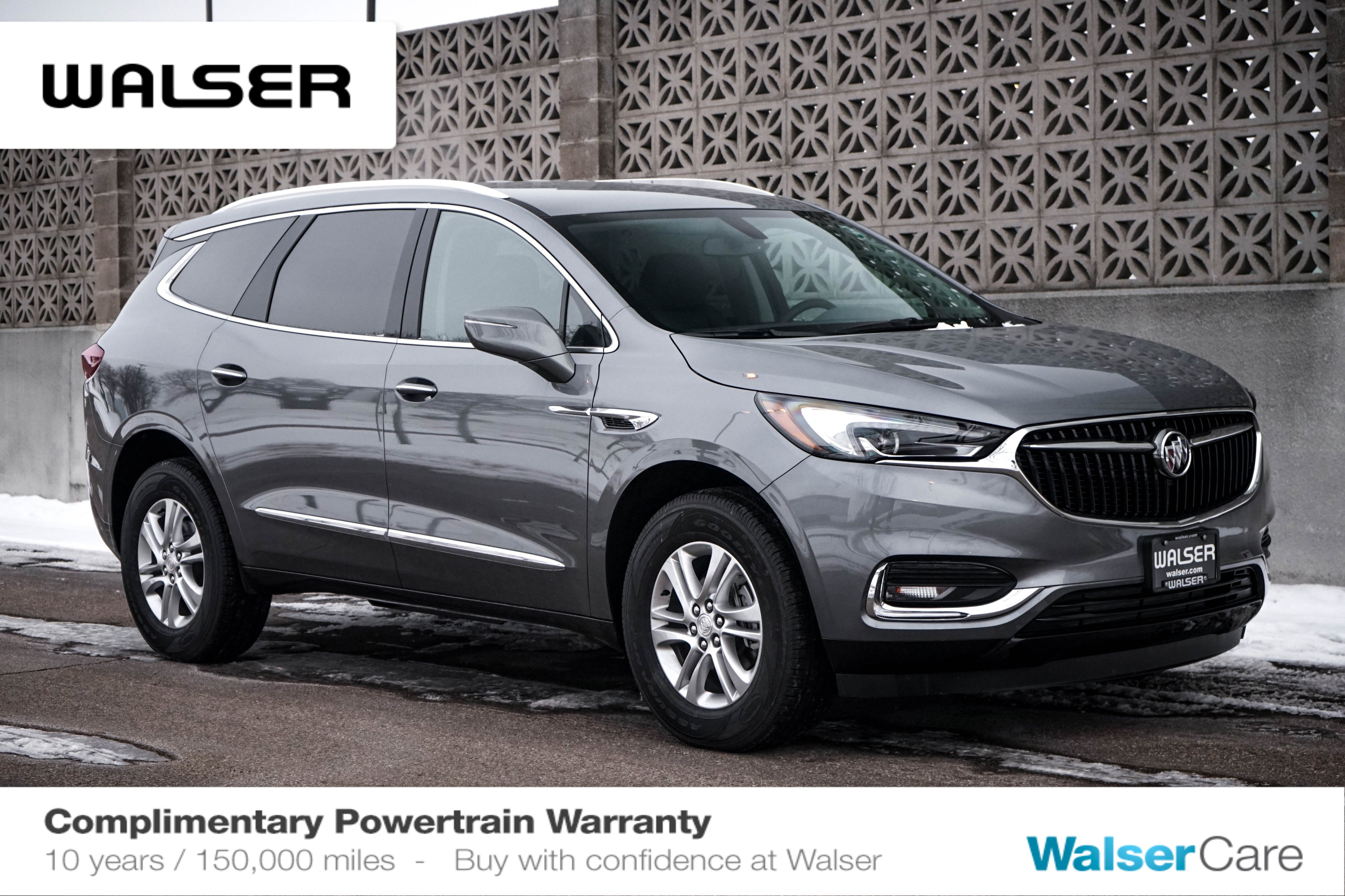 April 2020 Best 2020 Buick Enclave Lease Finance Deals Walser Automotive Group