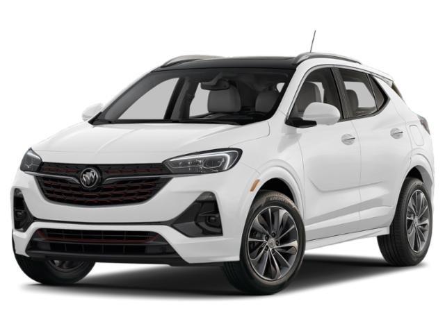 New 2020 Buick Encore GX Preferred FWD