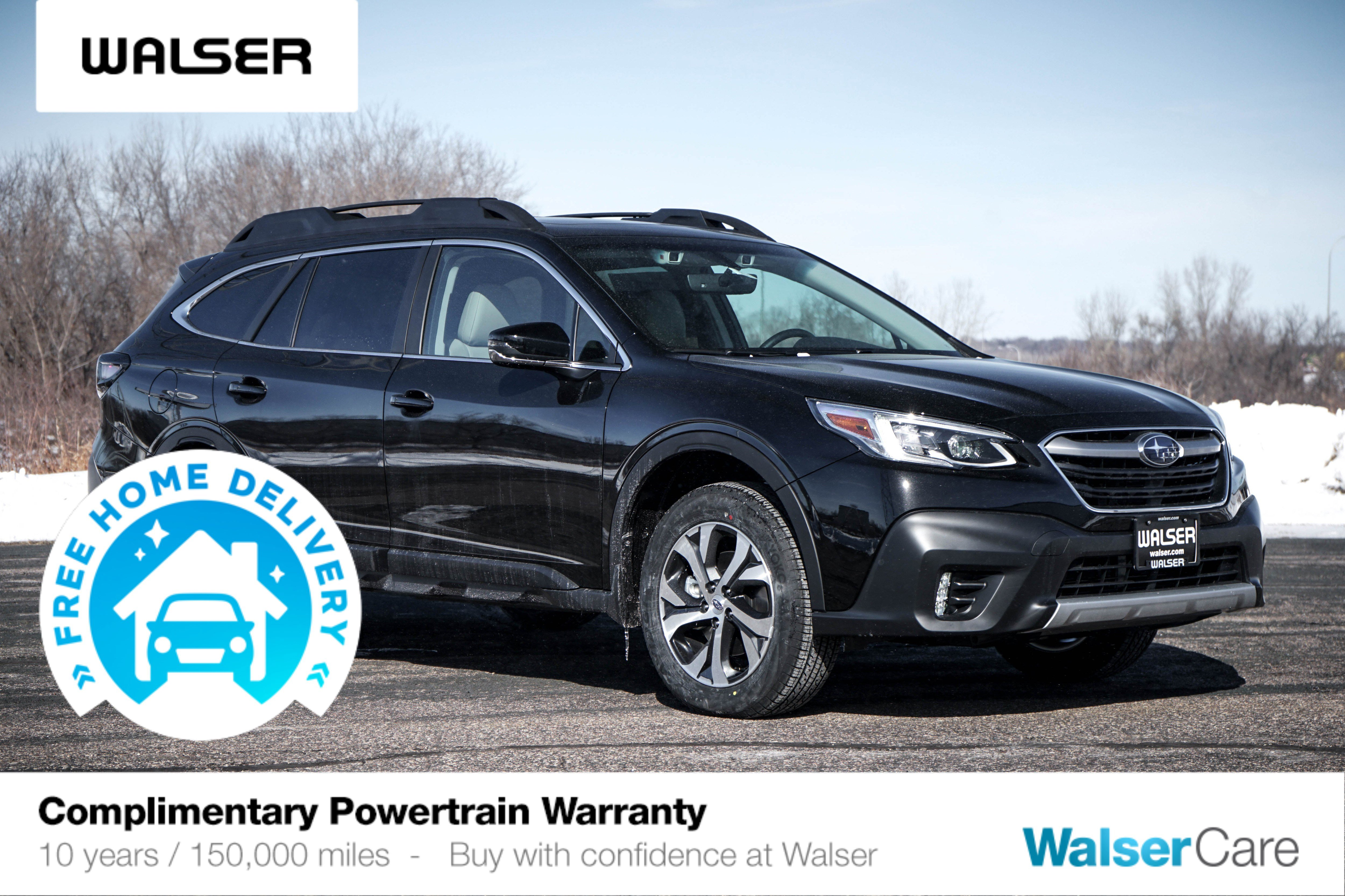 New 2020 Subaru Outback Limited XT Opt 32