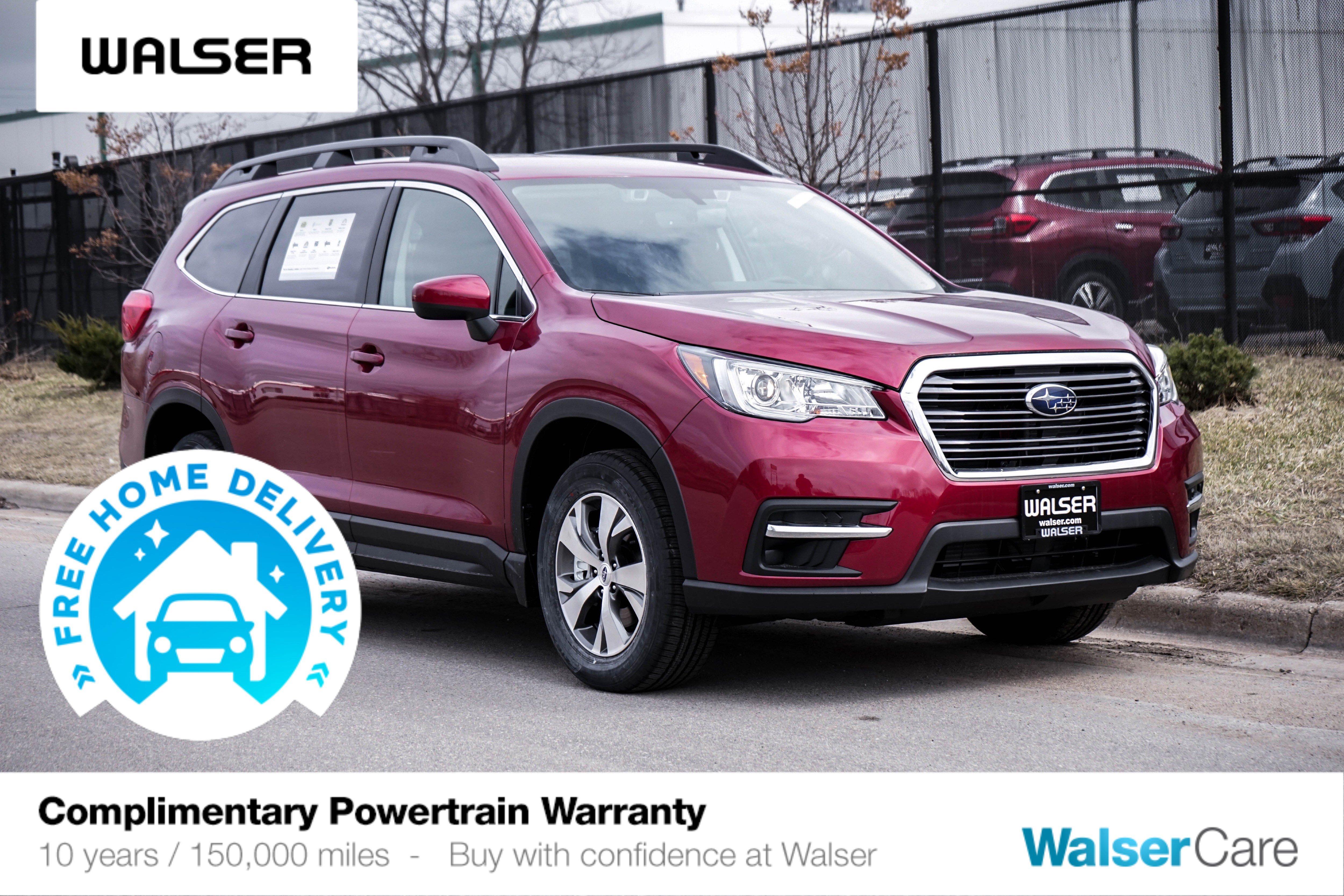 New 2020 Subaru Ascent Premium Opt 12