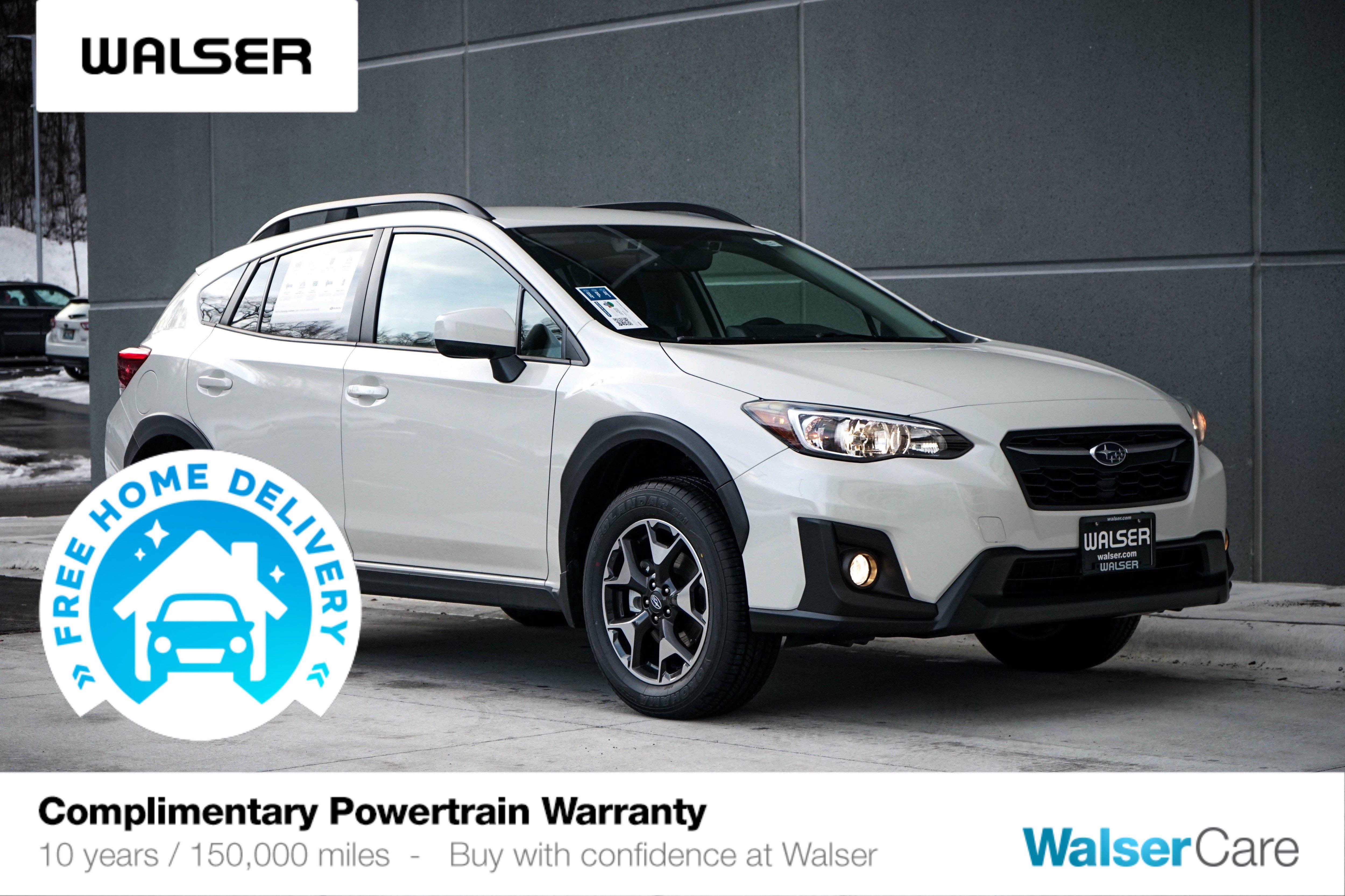 2020 Subaru Crosstrek Base Lease Deals
