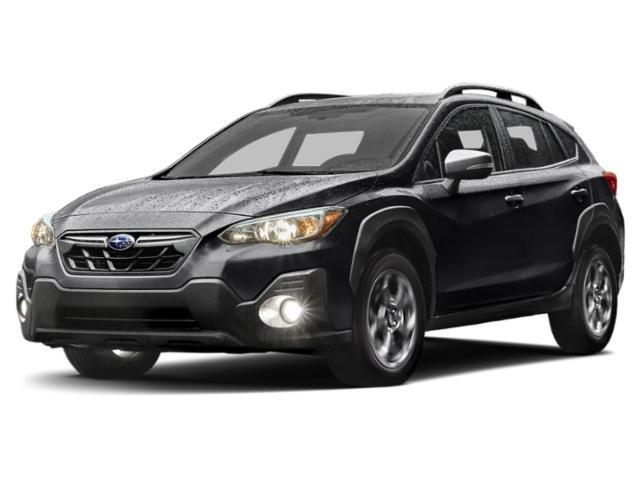 New 2021 Subaru Crosstrek CVT