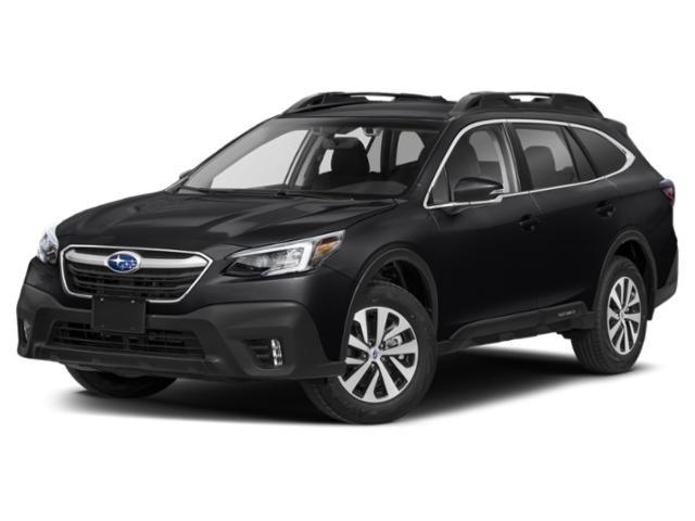 New 2021 Subaru Outback CVT