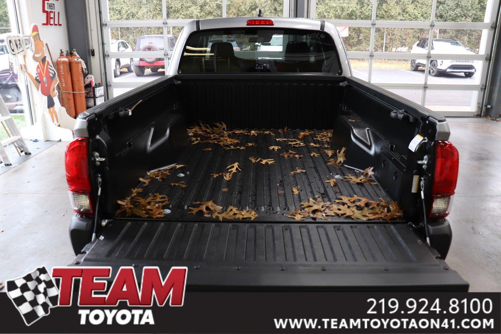 New 2020 Toyota Tacoma SR