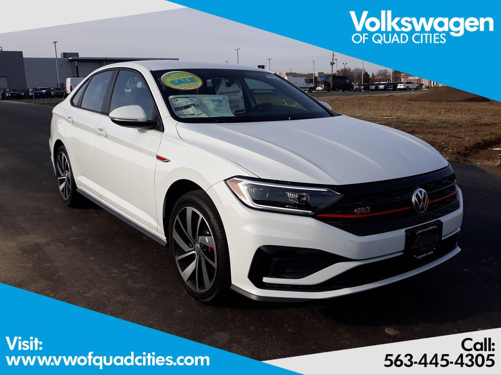 New 2019 Volkswagen Jetta GLI 35th Anniversary Edition