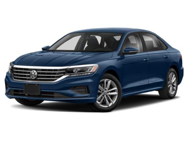 Certified Pre-Owned 2021 Volkswagen Passat 2.0T S