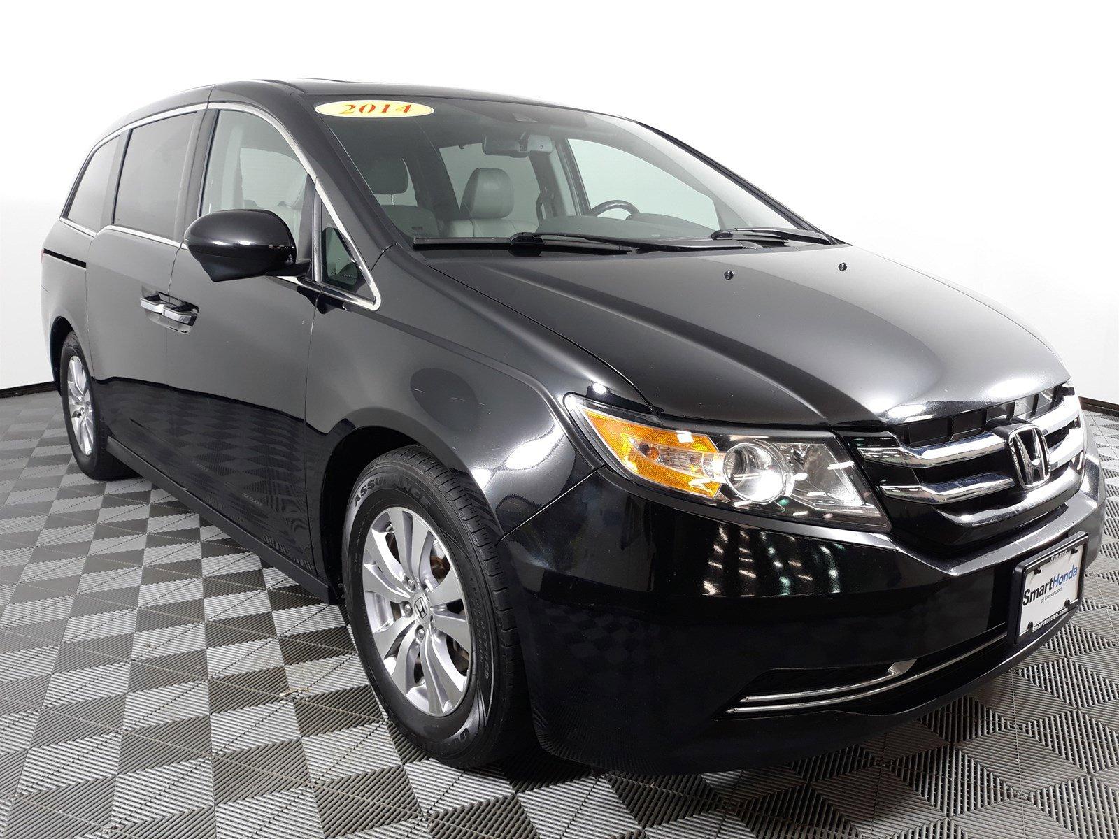Pre-Owned 2014 Honda Odyssey EX-L