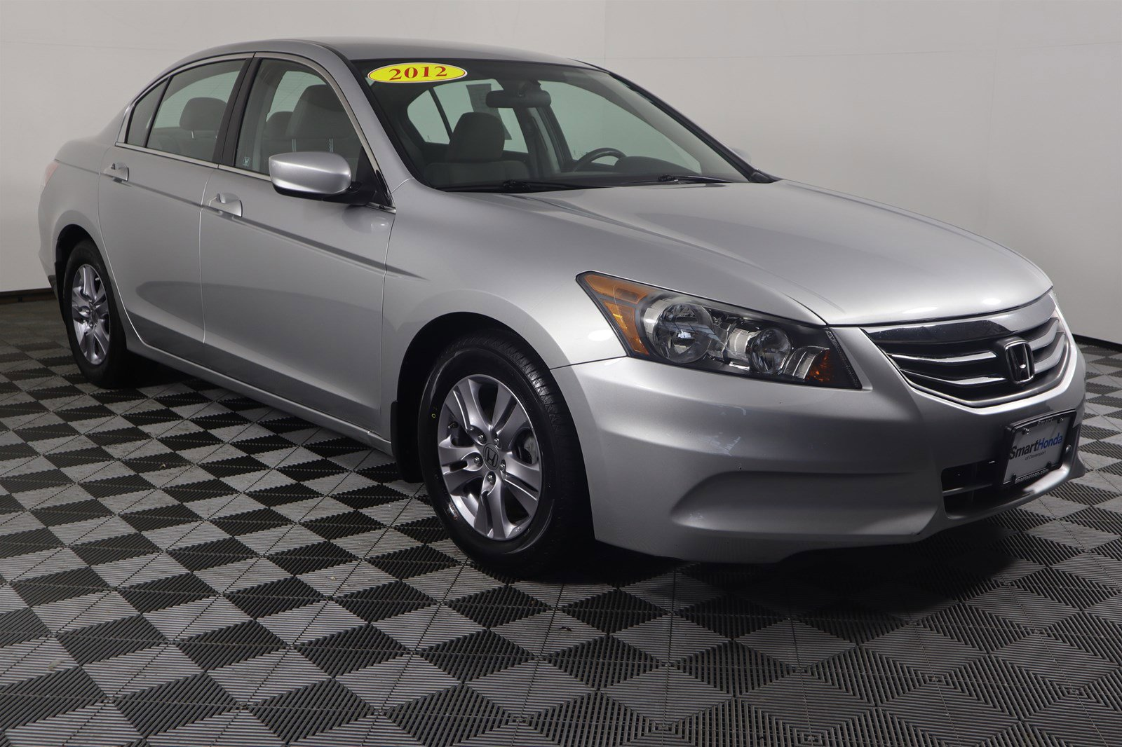 Pre-Owned 2012 Honda Accord Sdn LX Premium