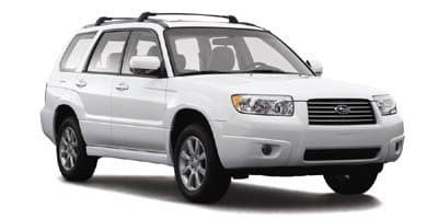 Pre-Owned 2007 Subaru Forester X