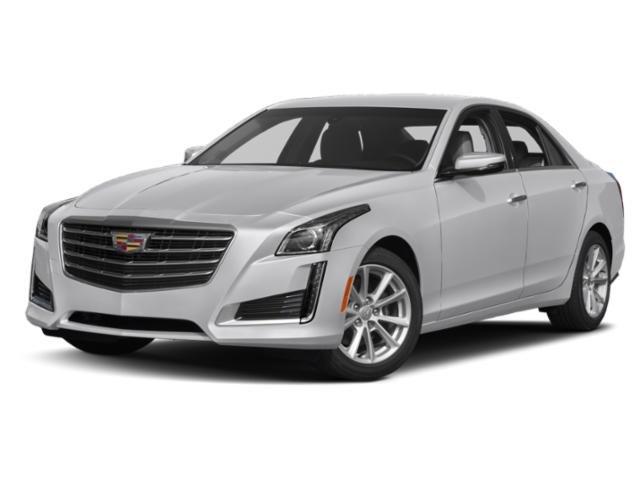 Pre-Owned 2019 Cadillac CTS Sedan Luxury AWD