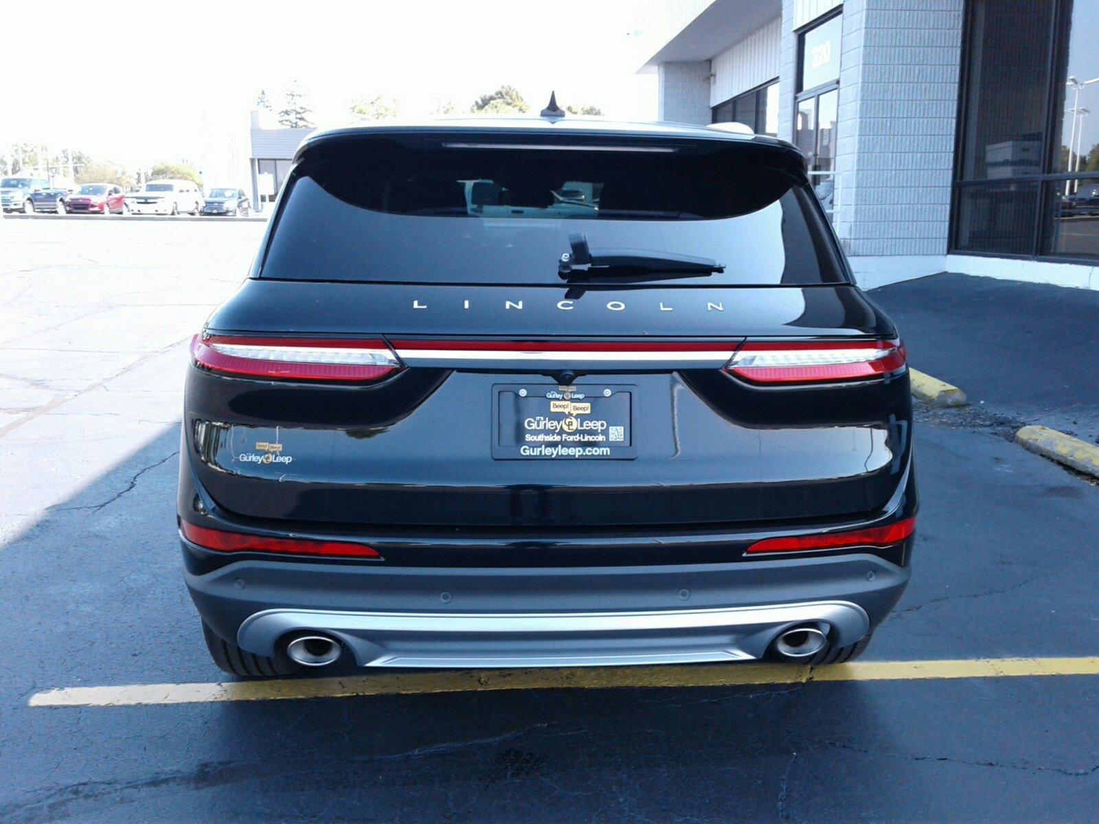 New 2020 Lincoln Corsair Standard