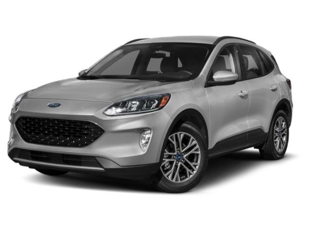 New 2021 Ford Escape SEL