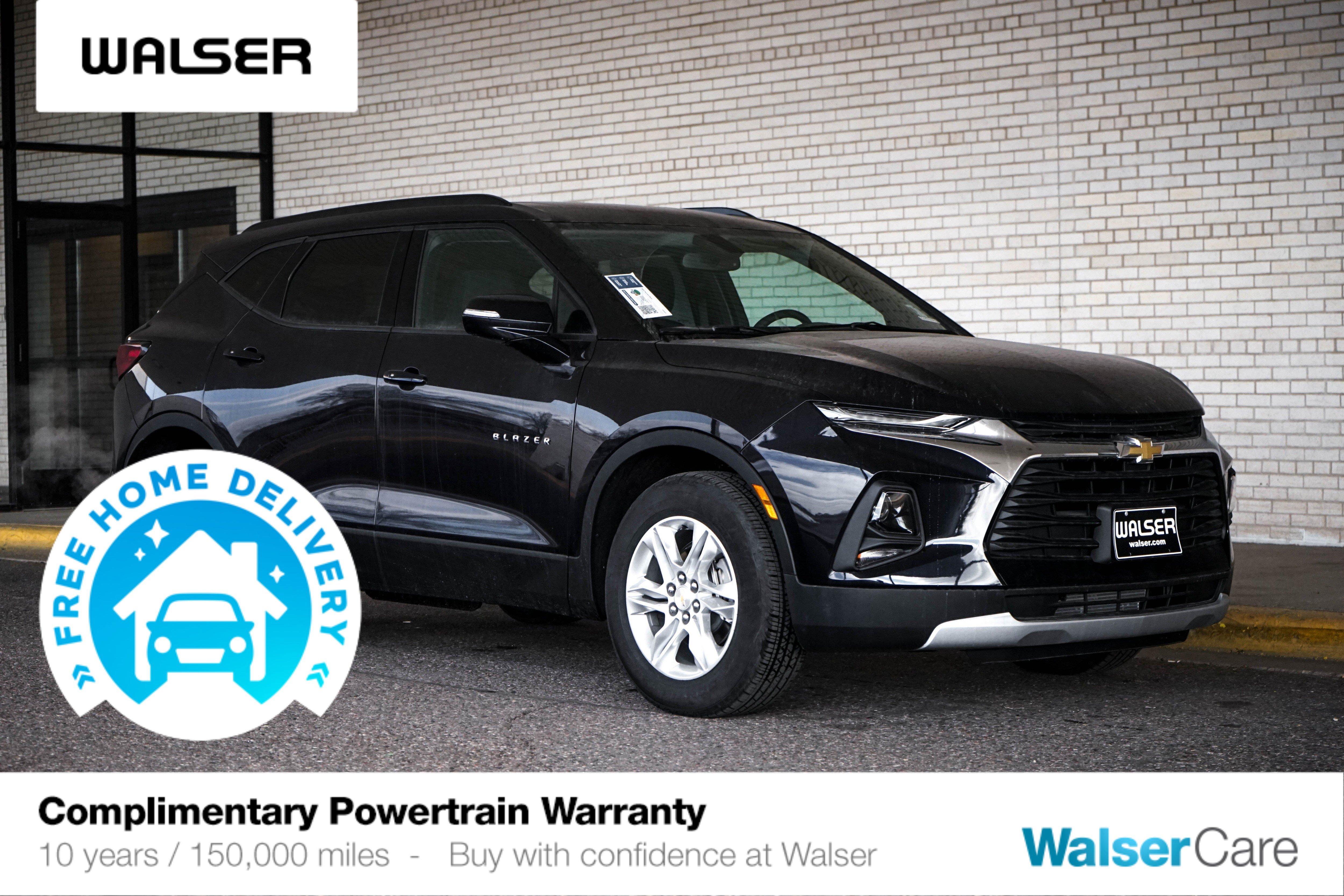 New 2020 Chevrolet Blazer LT AWD