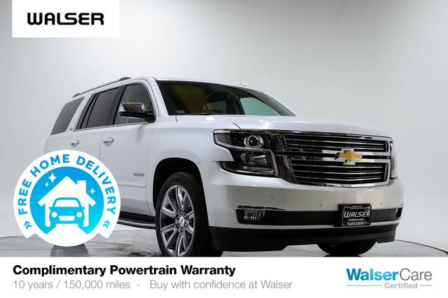 Pre-Owned 2016 Chevrolet Tahoe LTZ MOON 4WD