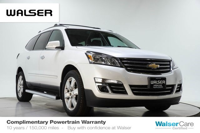 Pre-Owned 2017 Chevrolet Traverse PREMIER MOON AWD