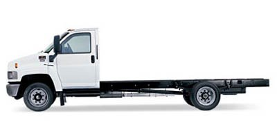 Pre-Owned 2006 Chevrolet CC5500