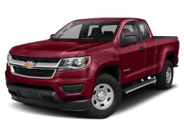 New 2020 Chevrolet Colorado 4WD Z71 4WD