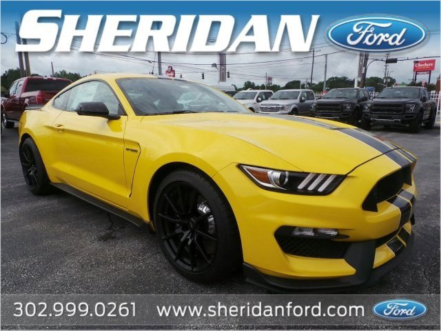 New 2018 Ford Mustang Shelby GT350 RWD 2dr Car