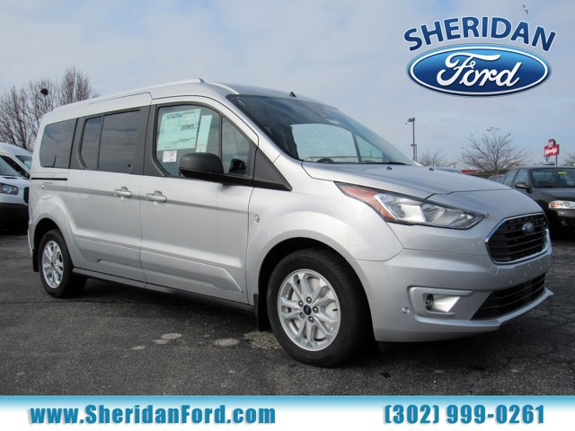 New 2019 Ford Transit Connect Wagon XLT FWD Full-size Passenger Van