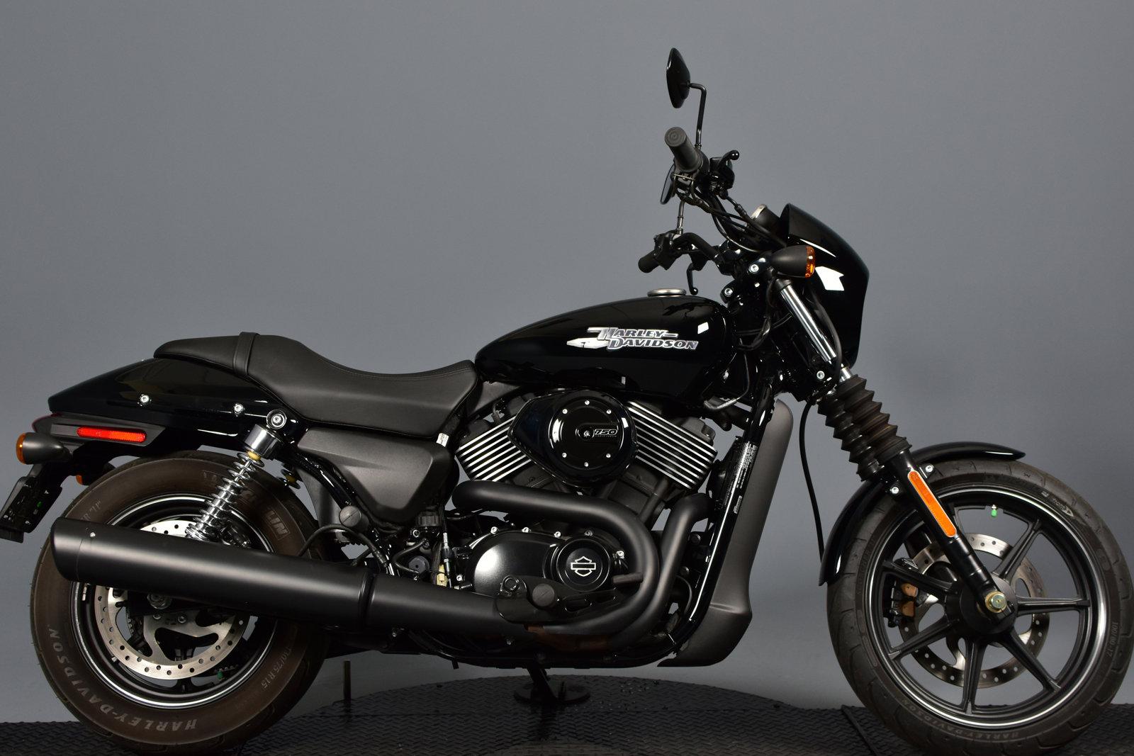 Pre-Owned 2020 Harley-Davidson Street 750 XG750