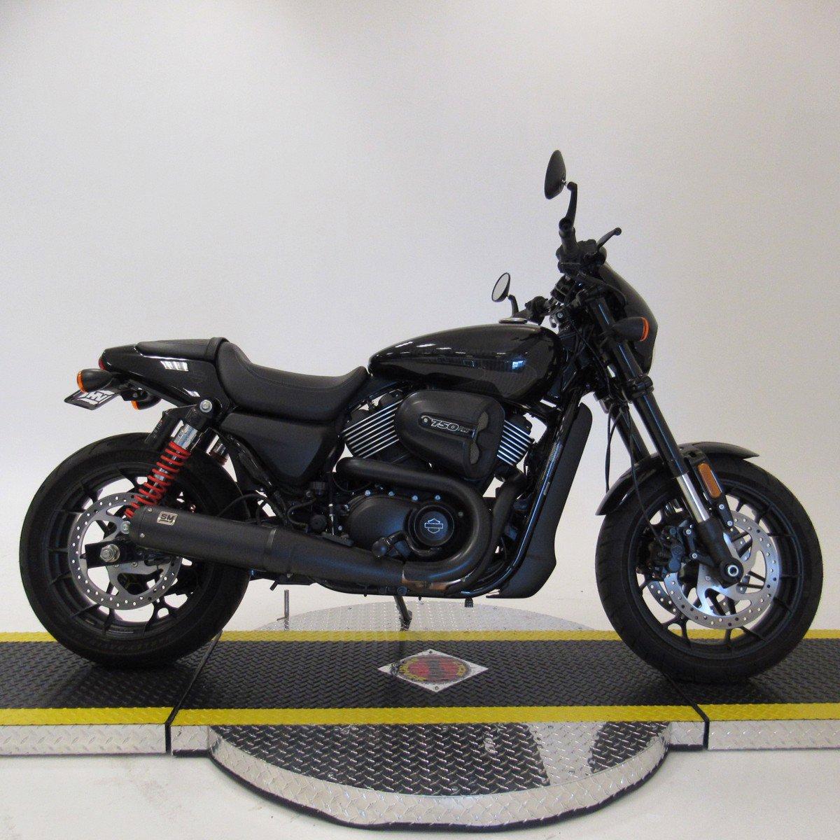 Pre-Owned 2017 Harley-Davidson Street Rod XG750A