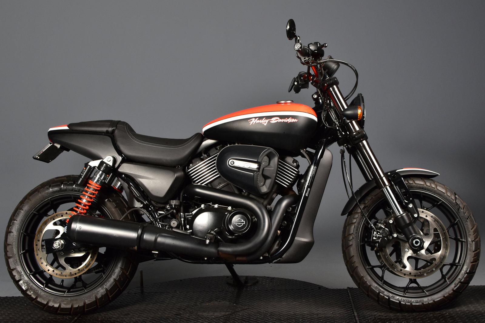 Pre-Owned 2018 Harley-Davidson Street Rod XG750A