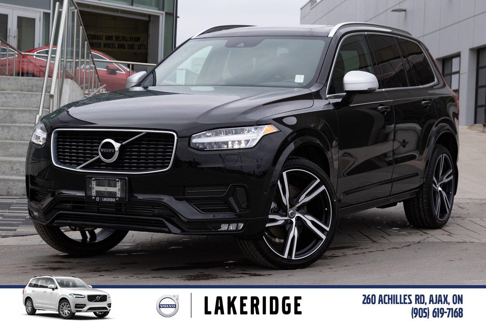 New 2019 Volvo XC90 R-Design