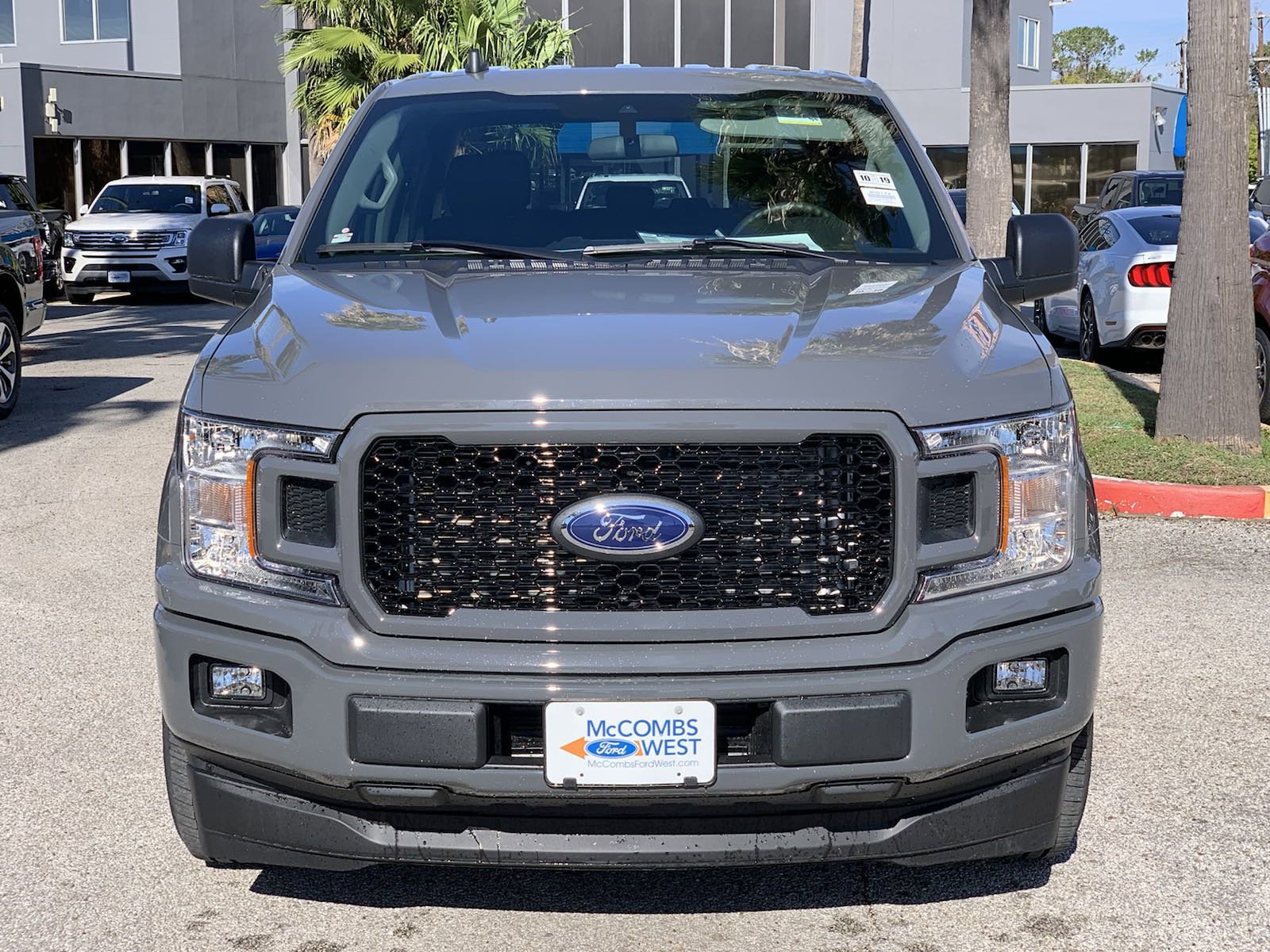 New 2020 Ford F-150 STX