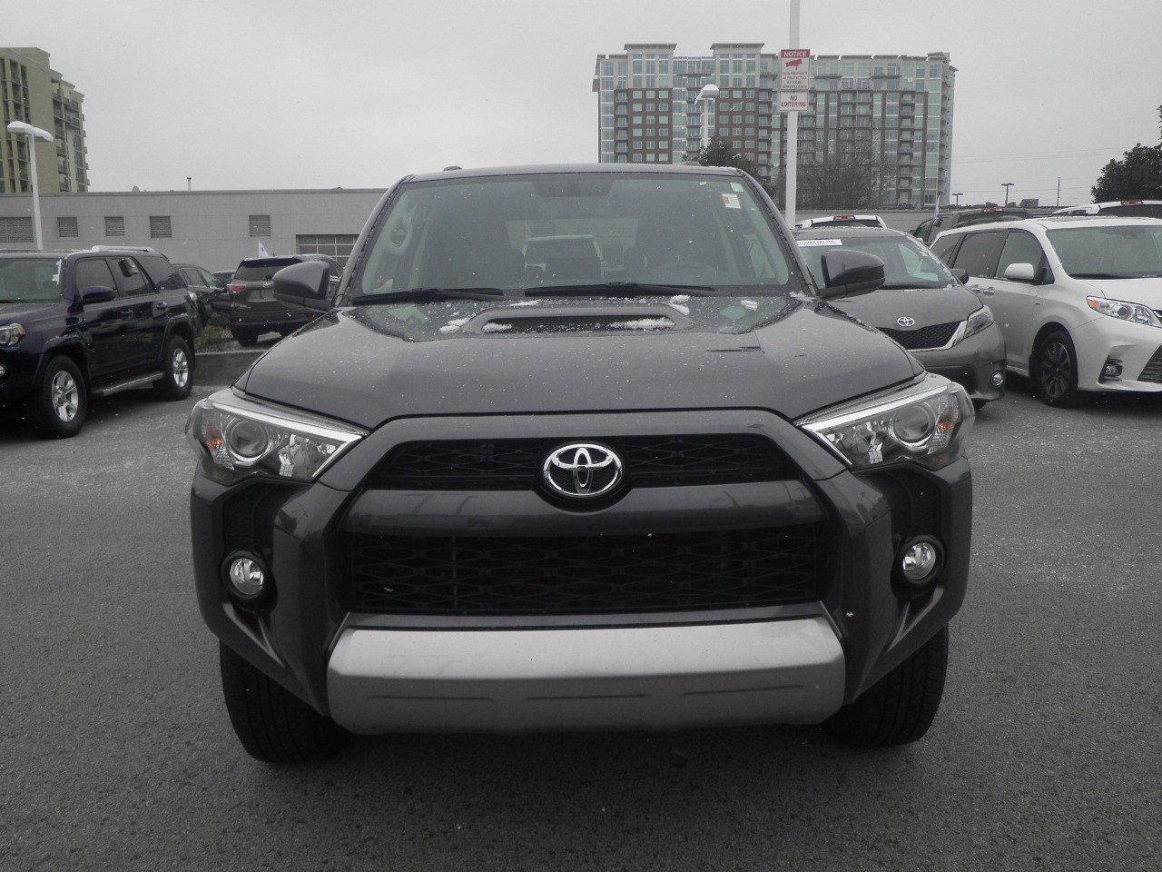 Certified Pre-Owned 2018 Toyota 4Runner 4WD TRD