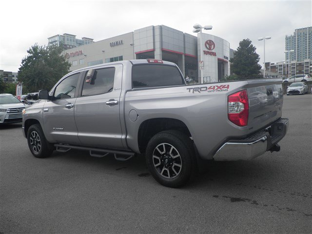 Pre-Owned 2017 Toyota Tundra 4WD Limited