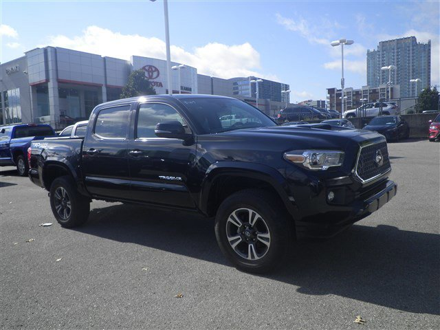 Pre-Owned 2018 Toyota Tacoma 4WD TRD SP