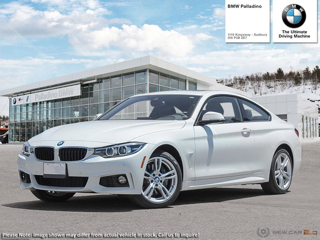 New 2019 BMW 4 Series 430i xDrive