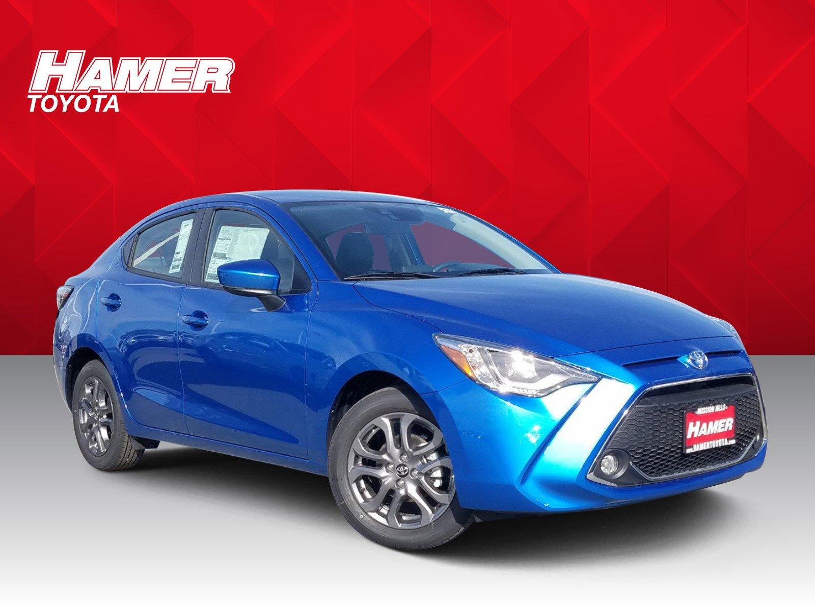 New 2020 Toyota Yaris Sedan XLE