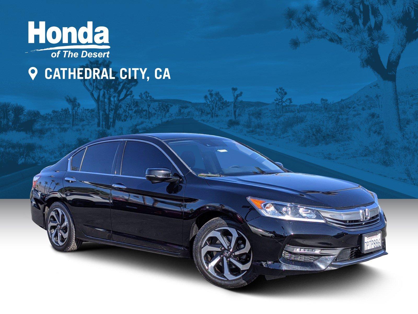 Pre-Owned 2016 Honda Accord Sedan EX-L