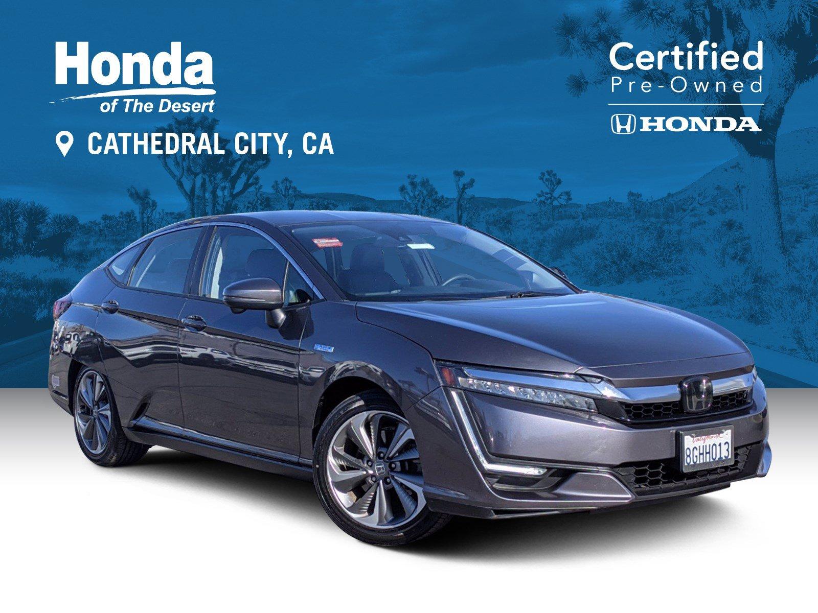 Certified Pre-Owned 2018 Honda Clarity Plug-In Hybrid Base