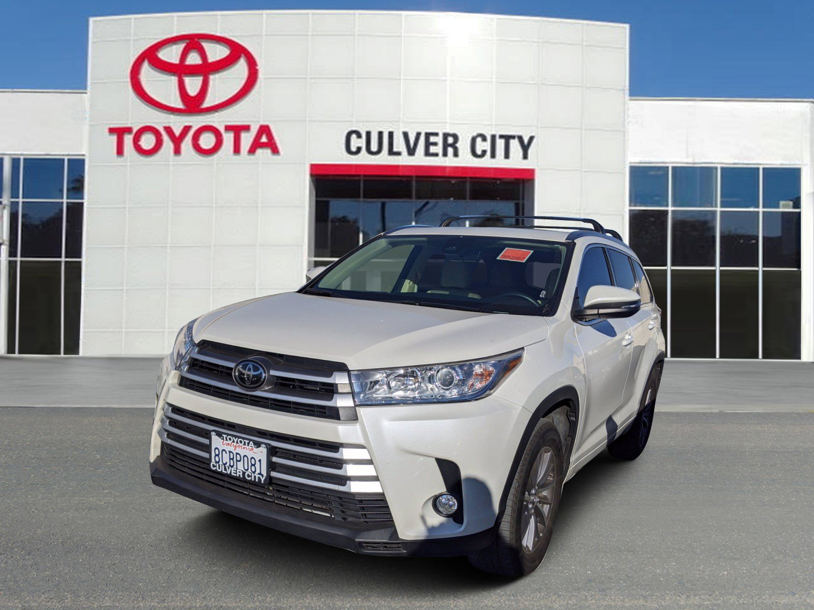 Used Toyota Highlander Culver City Ca